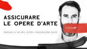 ASSICURARE LE OPERE DARTE Proteggi la tua ARTE ArteCONCAS Andrea Concas