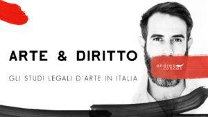 ARTE DIRITTO Gli studi legali dArte in Italia ArteCONCAS Andrea Concas
