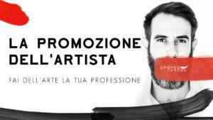 LA PROMOZIONE DELLARTISTA Fai dellarte la tua professione ArteCONCAS Andrea Concas (1)