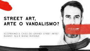 TREET ART O VANDALISMO ArteConcas
