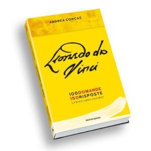 Libro ChatBOT Andrea Cocnas -  Leonardo Da Vinci -ArteConcasBOT