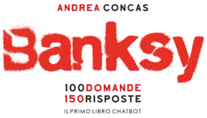 banksy libro chatbot andreaconcas