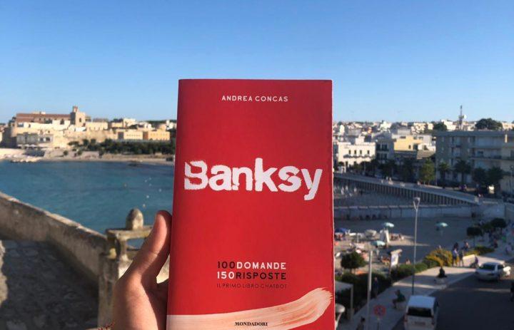 BANKSY TOUR libro chabot andrea concas